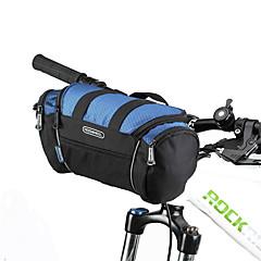ROSWHEEL Τσάντα ποδηλάτουΤσάντα για τιμόνι ποδηλάτου Τσάντα ώμου Αδιάβροχο Φερμουάρ Υδατοστεγανό Αντικραδασμικό Φοριέται Τσάντα ποδηλάτου