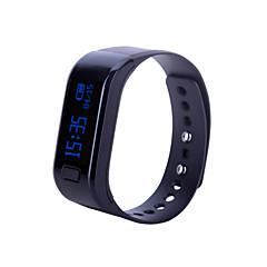 Herre Sportsur Smartur Modeur Armbåndsur Digital Kronograf Vandafvisende Pulsmåler Speedometer Skridtæller Træningsmålere PU Bånd Slik