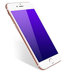 Hærdet Glas 9H hårdhed 2.5D bøjet kant Skærmbeskyttelse Anti-blåt lys Ridsnings-Sikker Anti-fingeraftrykScreen Protector ForAppleiPhone
