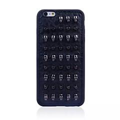 Mert Minta Case Hátlap Case Punk Puha TPU Apple iPhone 7 Plus / iPhone 7 / iPhone 6s Plus/6 Plus / iPhone 6s/6 / iPhone SE/5s/5