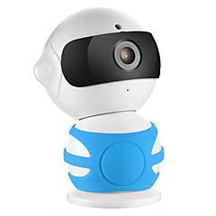 sannce® 960p HD riasztó p2p rejtett robot ip kamera vezeték nélküli wifi kétirányú hangátvitel baby monitor
