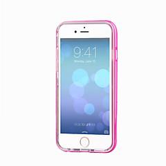 Voor iPhone 8 iPhone 8 Plus iPhone 7 iPhone 7 Plus iPhone 6 iPhone 6 Plus iPhone 5 hoesje Hoesje cover LED-knipperlicht Transparant