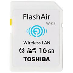 Toshiba 16 GB Wifi Karta SD karta pamięci Class10 Flash air