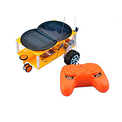 Jucarii pentru băieți Discovery Jucarii Jucării Încărcate Solar Mașină Plastic Yellow