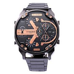 Męskie Sportowy Wojskowy Do sukni/garnituru Modny Zegarek na nadgarstek Zegarek na bransoletce Unikalne Kreatywne Watch Na codzień