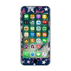 1 db Karcolásvédő Mértani Átlátszó szintetikus Matrica Sötétben világító Minta MertiPhone 7 Plus iPhone 7 iPhone 6s Plus/6 Plus iPhone