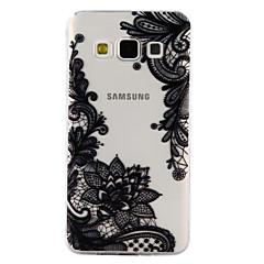 Samsung Galaxy a3 a5 (2017) burkolata csipke nyomtatási minta csepp ragasztó lakk magas minőségű TPU anyag telefon esetében a3 a5