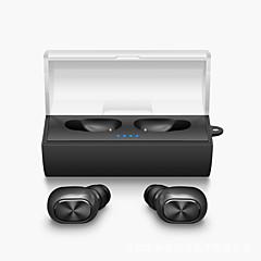 Mini tweeling ware draadloze oortelefoon bluetooth tws stereo muziek airpods stijl in oor koptelefoon fone de ouvido met oplader