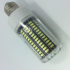 15W LED Λάμπες Καλαμπόκι T 138 SMD 5733 1300 lm Θερμό Λευκό Άσπρο Με ροοστάτη Διακοσμητικό AC 220-240 V 1 τμχ