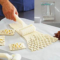 1 darab Cookie Tools Cake Műanyagok Környezetkímélő Kreatív Konyha Gadget