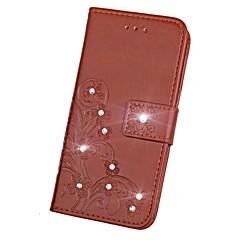 Case voor Sony xperia l1 xa1 ultra wallet strass reliëf patroon case voor Sony xa1 xa ultra xa x prestatie xz premium x xz x compact z5 z4