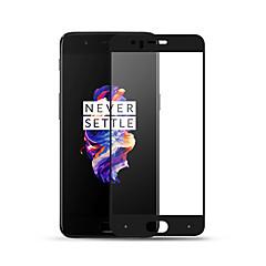 Gehard Glas High-Definition (HD) Krasbestendig Volledige behuizing screenprotector OnePlus