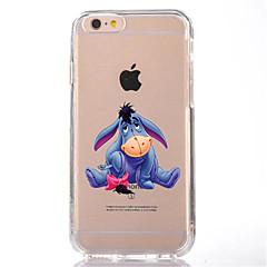 Για iPhone X iPhone 8 Θήκες Καλύμματα Διαφανής Με σχέδια Πίσω Κάλυμμα tok Κινούμενα σχέδια Μαλακή TPU για Apple iPhone X iPhone 8 Plus