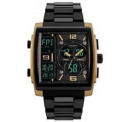 Herre Børn Sportsur Militærur Modeur Armbåndsur Unik Creative Watch Casual Ur Digital Watch Kinesisk Quartz DigitalLED Kalender