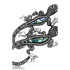 Γυναικεία Καρφίτσες Στρας Βασικό Μοντέρνα Πεπαλαιωμένο Εξατομικευόμενο κοσμήματα πολυτελείας μινιμαλιστικό στυλ Κλασσικά Κομψή κοστούμι