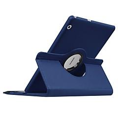 Padrão de lichee bolsa de couro de rotação de 360 graus com suporte para huawei mediapad t3 tablet de 10.0 polegadas
