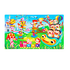 Legpuzzels Houten puzzels Bouw blokken DHZ-speelgoed Cartoon