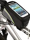 ROSWHEEL® 자전거 가방자전거 프레임 백 방수 / 방수 지퍼 싸이클 가방 방수 재질 / 의류 싸이클 백 사이클링 19.5x9x10.1