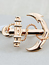 Anchor Double Fingers Rings (Random Color)