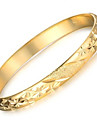 Beautiful 18 K Gold Jewelry Fashion Wedding Accessories Women\'s Bracelet
