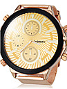 JUBAOLI Мужской Наручные часы Кварцевый сплав Группа Золотистый