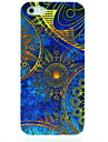 Cartoon Totem Pattern Hard Case for iPhone 4/4S