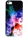 nuit coloré cas de motif de ciel pour iPhone 5 / 5s