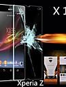 protetor de tela final choque de absorção para Sony Xperia l36h