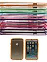 Pour Coque iPhone 6 / Coques iPhone 6 Plus Antichoc Coque Antichoc Coque Couleur Pleine Dur PolycarbonateiPhone 6s Plus/6 Plus / iPhone
