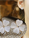 Clip Earrings Costume Jewelry Alloy Jewelry For Wedding Party Daily Casual