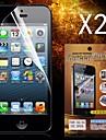 Защитный протектор экрана HD для iPhone 5/5 секунд (2шт)