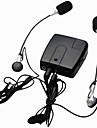 moto cable wi10 interphone talkie-walkie interphone pour le conducteur pilote et le passager mp3 soutenir