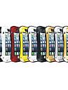 Для Кейс для iPhone 5 Защита от удара / Водонепроницаемый / Защита от пыли Кейс для Чехол Кейс для Армированный Твердый МеталлiPhone