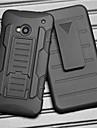 armadura resistência cinta de aperto queda jaqueta protetora com suporte e clipe para htc um m7