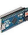 The Official Version Of the ATmega32u4 for Arduino Leonardo Mini (White Board Floor)