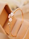 Manchettes Bracelets Strass Original Mode Amour Ecran couleur Bijoux 1pc
