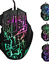 2015 новое прибытие 5500 точек на дюйм 7 Кнопка светодиодная оптическая USB мышь геймер мышей компьютерной мыши игровую мышь для геймера