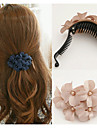 Super Affordable Forever Chic Alloy/Fabric Hair Claws  1pc (Random)