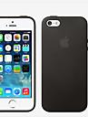 Para iPhone X iPhone 8 iPhone 8 Plus Capinha iPhone 5 Case Tampa Antichoque Capa Traseira Capinha Cor Solida Rigida Couro Ecologico para