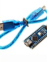nano 3,0 Atmel ATmega328P carte mini-USB avec cable / USB pour Arduino