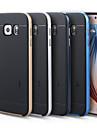 Чехол для Samsung Galaxy S6 (разные цвета), 2 в 1 Hybrid TPU+PC