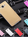 DF Luxury High Quality Solid Color Brushed Aluminium Hard Case for Samsung Galaxy A3
