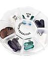 Porta-Comprimidos para Viagem Portatil Dobravel para Acessorios de Emergencia para Viagens