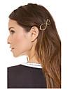 Women\'s European Style Fashion Cute Infinite 8  Hair Clip Hairpin
