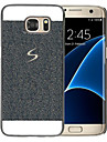 Для С узором Кейс для Задняя крышка Кейс для Сияние и блеск Твердый PC Samsung Note 5 / Note 4 / Note 3 / Grand Prime / Core Prime