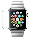 38mm 42mm premium film de verre 0.2mm protection d\'ecran en verre trempe reel pour montre smart watch apple iwatch