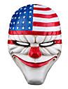 Masques d\'Halloween Masques de Carnaval Personnage de Film Theme de l\'horreur 1