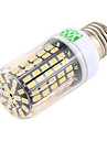 YWXLight 10W E27 LED Corn Lights 108 SMD 5733 800-1000lm Warm/Cool White AC 220-240 V 1 pcs