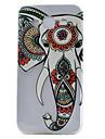 Pour Samsung Galaxy Coque Transparente Relief Coque Coque Arriere Coque Elephant Flexible PUT pour Samsung J7 J5 J3 Grand Prime