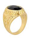 Муж. Женский Массивные кольца Мода бижутерия Агат Сплав Бижутерия Назначение Для вечеринок Повседневные